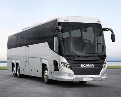 Coach Hire in Kinross