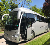 Large Coaches in Woodley